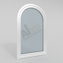 Fixed Arched Frame
