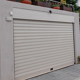 Residential Rolling Shutters