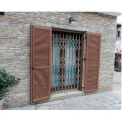 FOLGING GATE PROTECTION